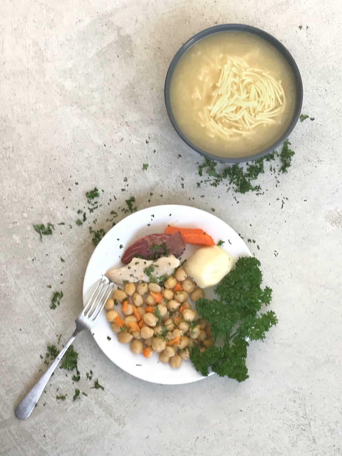 el-mejor-cocido-madrileño-receta