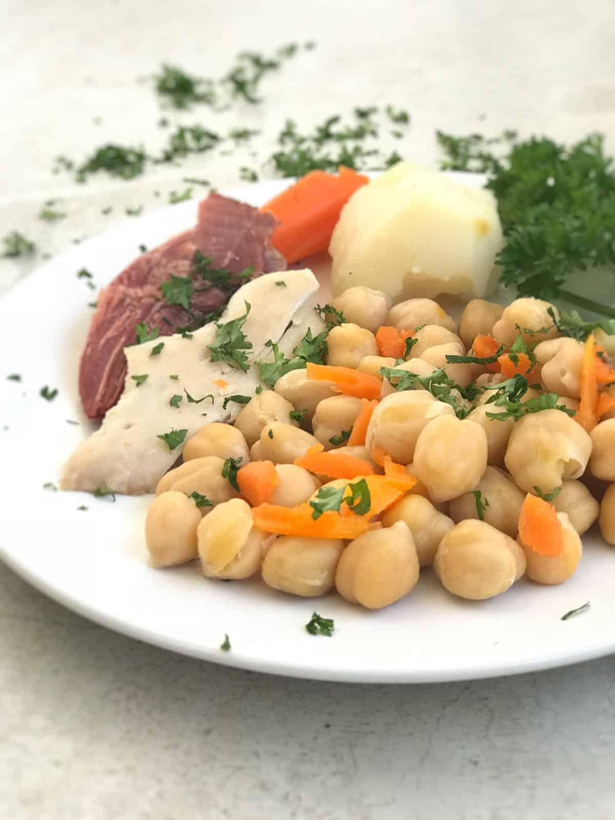 cocido-madrileño-fácil-receta