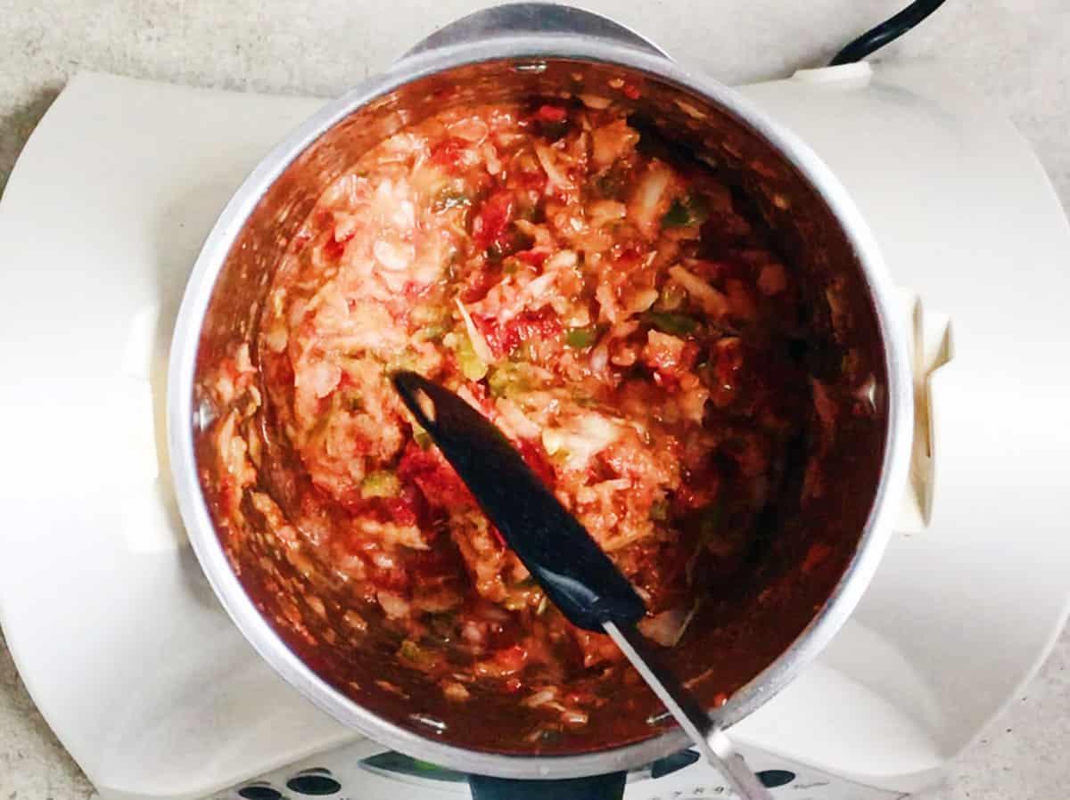 Recipe tuna empanada