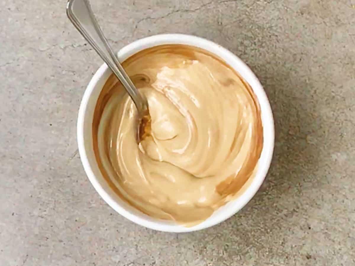 Salsa de jerez para ensalada