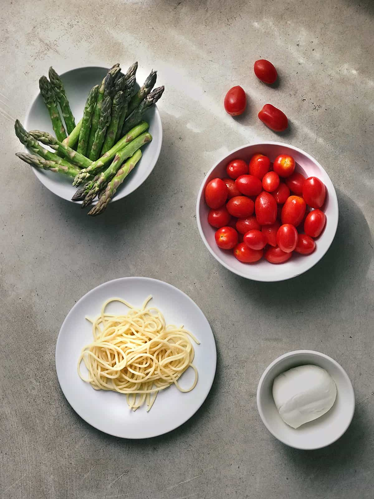¿Cómo hacer una ensalada de tomate?