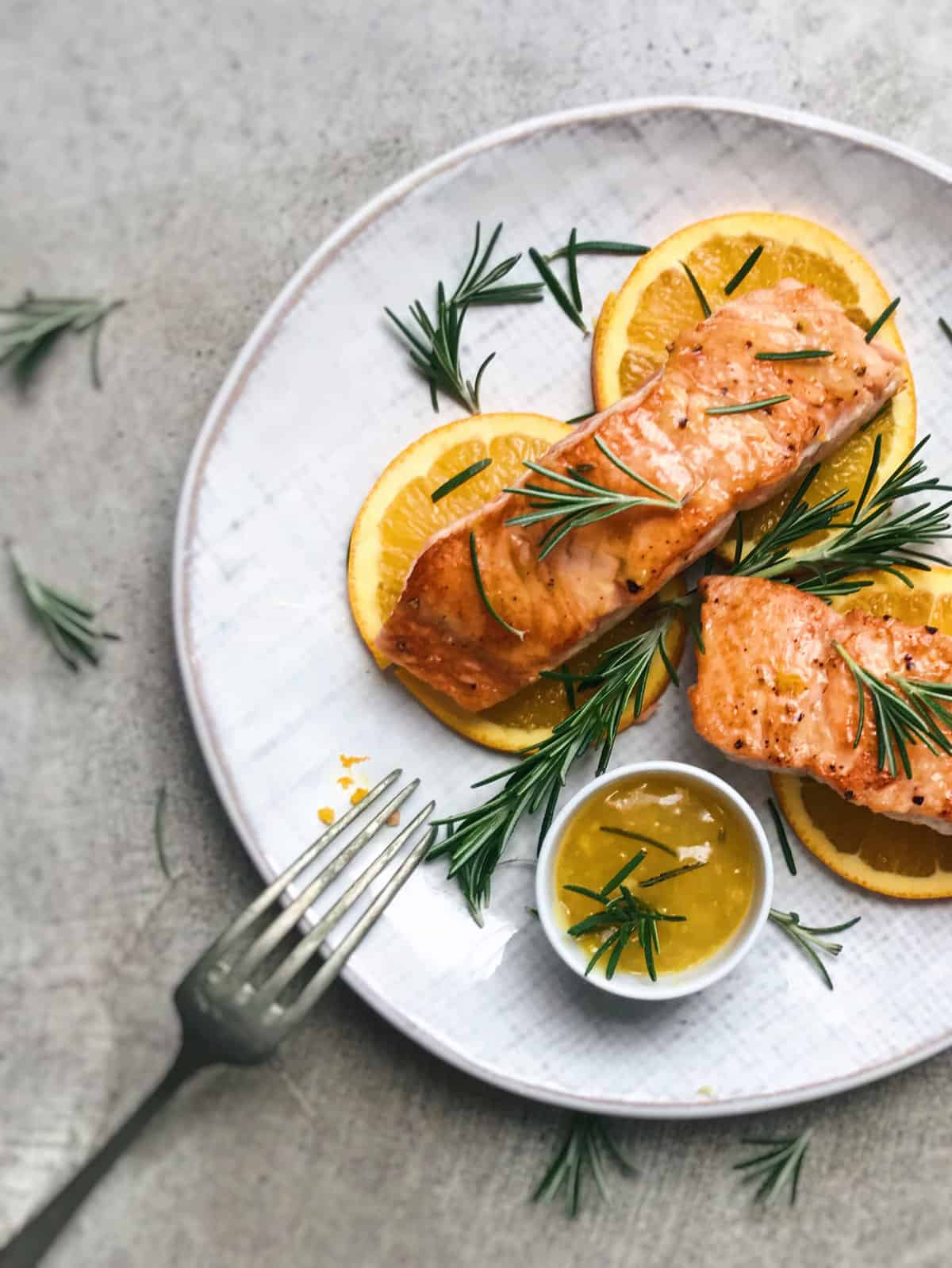 recetas con salmón fresco
