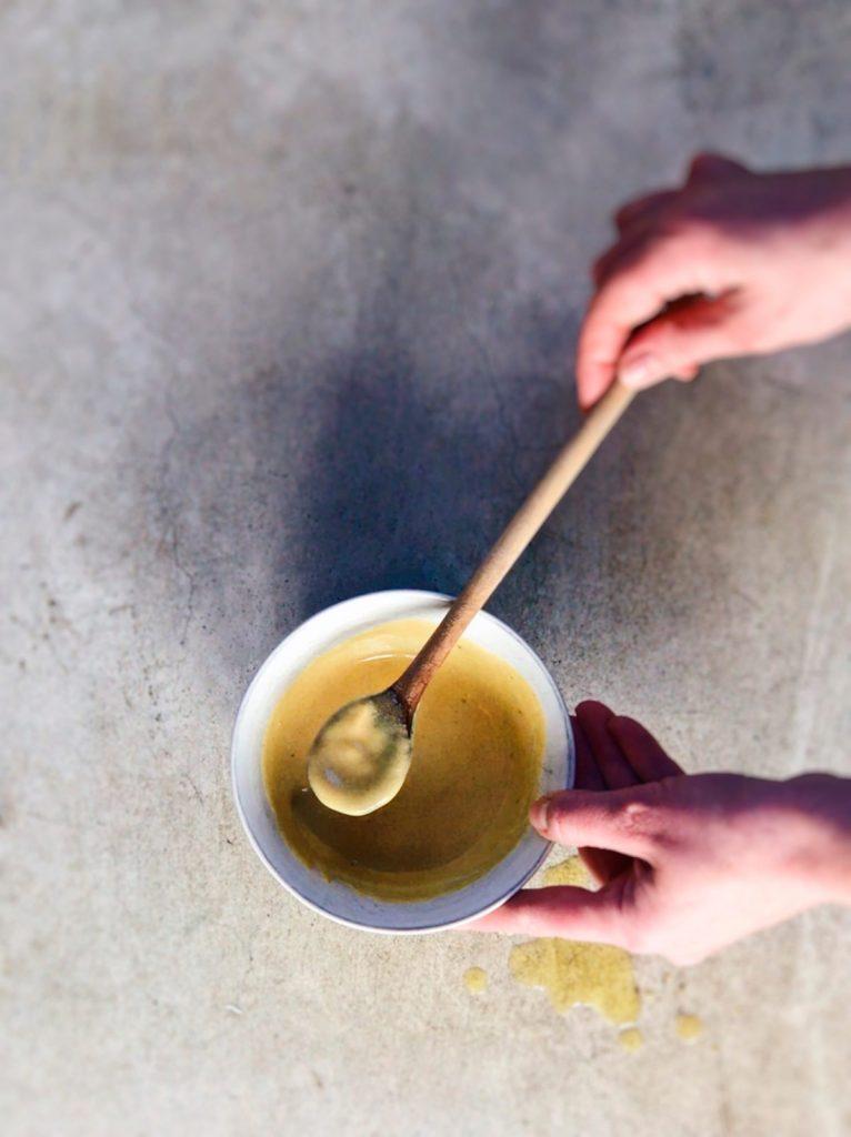 Cómo hacer una ensalada de calabacín