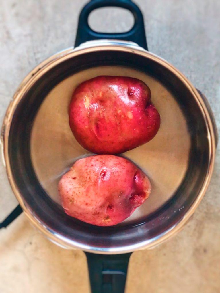 Cómo se cuecen las patatas