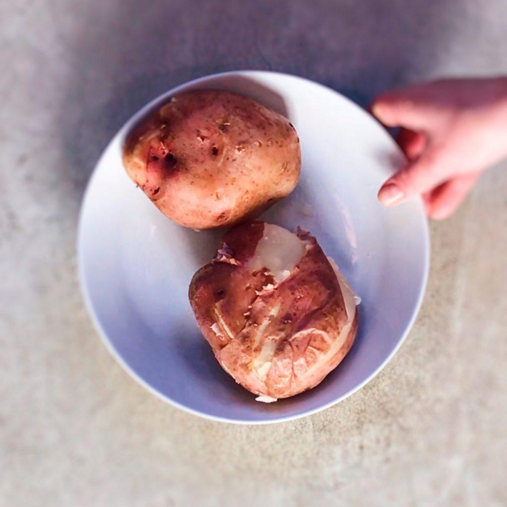 Cómo se hace el puré de patata casero
